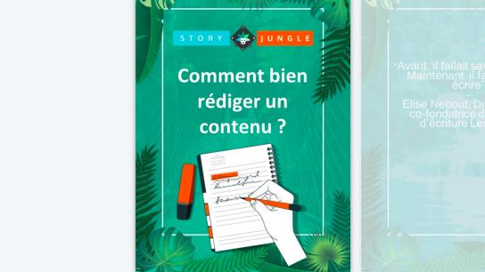 Comment bien rédiger un contenu?