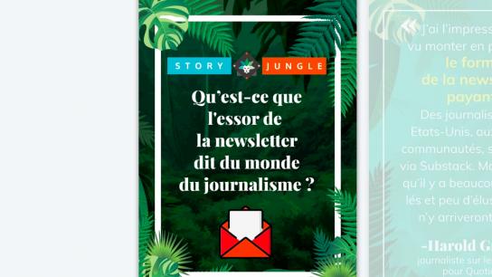 Que dit l'essor des newsletters, souvent payantes, du monde du journalisme?