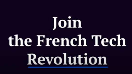 Join the French Tech Revolution!